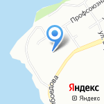 Химмашевец на карте Екатеринбурга