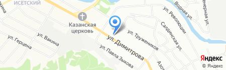 bitva-umov.ru на карте Екатеринбурга