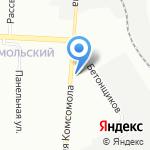 Студия Тела Анны Крохалевой на карте Екатеринбурга
