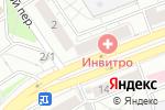 Схема проезда до компании Интерес в Екатеринбурге