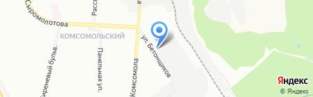 Авант-Дизайн на карте Екатеринбурга