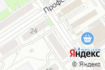 Схема проезда до компании Юнимаркет в Екатеринбурге