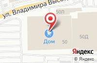 Схема проезда до компании ТВС-сервис ПЛЮС в Екатеринбурге
