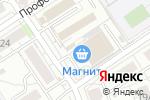 Схема проезда до компании Розовый сад в Екатеринбурге