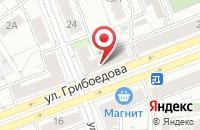 Схема проезда до компании Издательство «Калан» в Екатеринбурге