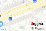 Схема проезда до компании Florange в Екатеринбурге