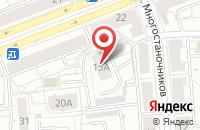 Схема проезда до компании Прессрелизгрупп в Екатеринбурге