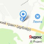 Шелл Центр на карте Екатеринбурга