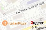 Схема проезда до компании Для вас в Екатеринбурге
