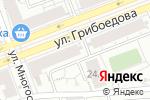 Схема проезда до компании Почтовое отделение №10 в Екатеринбурге