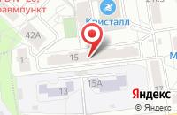 Схема проезда до компании Спортивно-стрелковый клуб  в Екатеринбурге