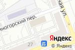 Схема проезда до компании Пегас в Екатеринбурге