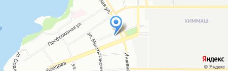 ЭлектроСтиль на карте Екатеринбурга