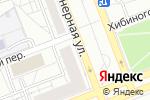 Схема проезда до компании Фарм-Булат в Екатеринбурге