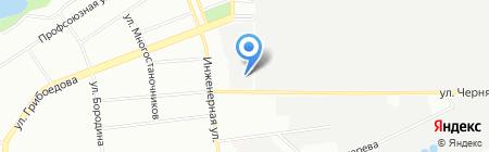 ВысотаЛифтМонтаж на карте Екатеринбурга