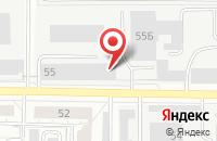 Схема проезда до компании Матрица в Екатеринбурге