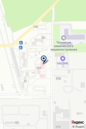 №8Молочный раздаточный пункт на карте Екатеринбурга