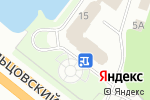 Схема проезда до компании Le Vicomte в Екатеринбурге