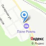Чапаевские бани на карте Екатеринбурга