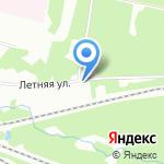 Паровоз на карте Екатеринбурга