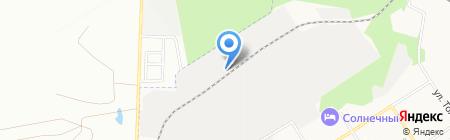 Пан-Фасад Урал на карте Берёзовского