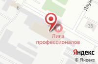Схема проезда до компании Уралэнергоресурс в Екатеринбурге