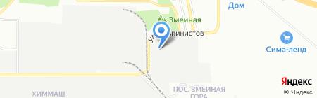 Бэст Керамикс Урал на карте Екатеринбурга