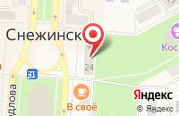 Схема проезда до компании Редакция Газеты «Наша Газета» в Снежинске