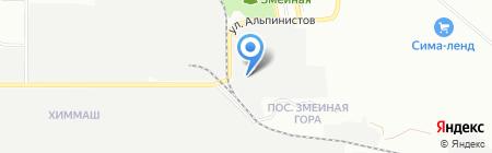 Запчастимира.рф на карте Екатеринбурга