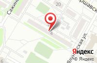 Схема проезда до компании Фирма Монолит в Екатеринбурге