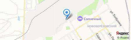 ЕКБ-Дизель на карте Берёзовского