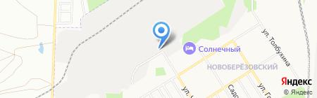 От Юли на карте Берёзовского