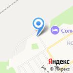 Часовня во имя Святителя Алексия Митрополита Московского на карте Берёзовского