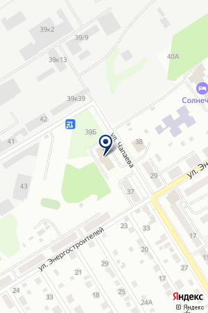 ФТ УРАЛ на карте Березовского