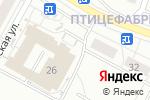 Схема проезда до компании Магазин нижнего белья в Екатеринбурге