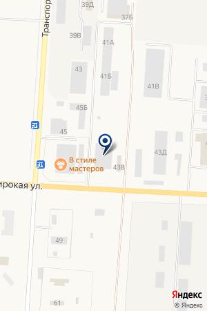 АВТОСЕРВИС на карте Снежинска