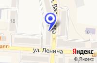 Схема проезда до компании ЦЕНТР ОБСЛУЖИВАНИЯ АБОНЕНТОВ UTEL (ЮТЕЛ) в Снежинске