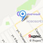 VIP на карте Берёзовского