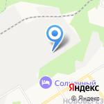 СБМК на карте Берёзовского