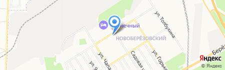 Sega66.ru на карте Берёзовского
