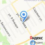 Элен на карте Берёзовского
