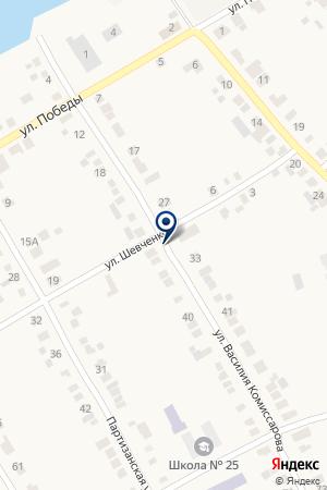 АПТЕКА N 112 на карте Каслей