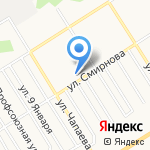 Универсал на карте Берёзовского