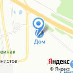 Банкомат на карте Екатеринбурга