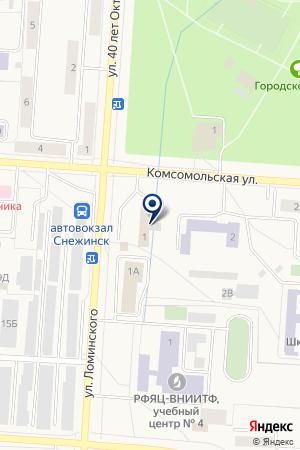 ИНТЕРНЕТ-МАГАЗИН БЫТОВОЙ ТЕХНИКИ И ЭЛЕКТРОНИКИ E96.RU (Е96.РУ) на карте Снежинска