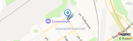 Времена Года на карте Берёзовского