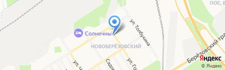 IN`Версия на карте Берёзовского
