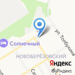 ЗдравСити на карте Берёзовского