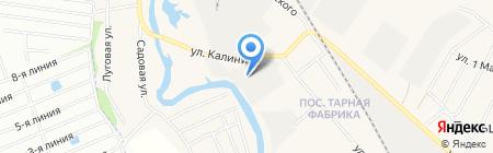 iSTOk на карте Большого Истока