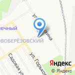 Банкомат на карте Берёзовского